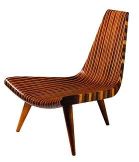 Cadeira de Três Pés_Joaquim Tenreiro_