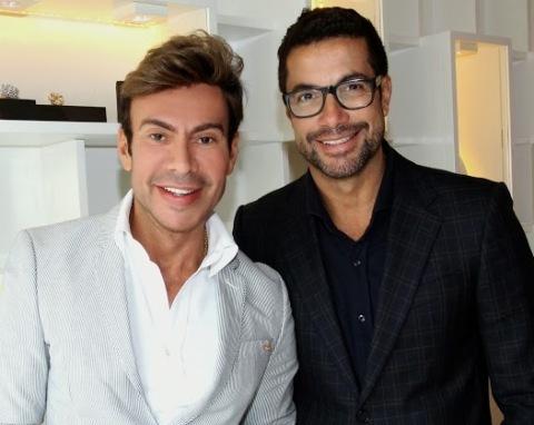 Carlos Rodeiro e Fernando Torquatto