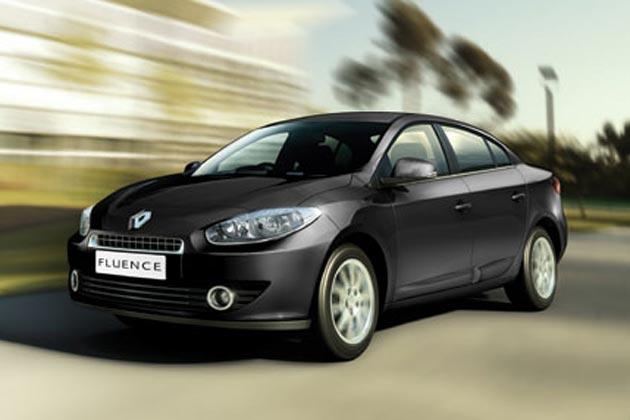 Campanha Da Renault Coloca O Novo Fluence No Topo Da Categoria