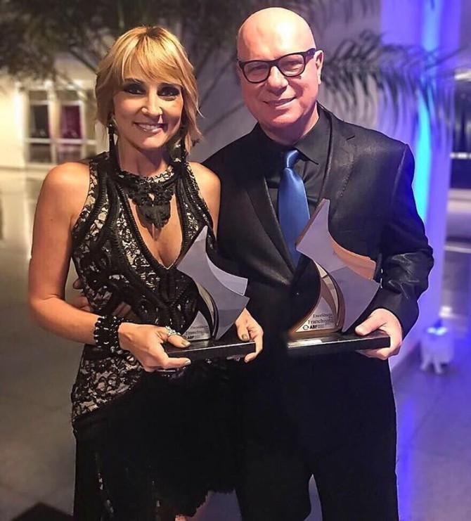Prêmio - Mario e Monalisa Spaniol
